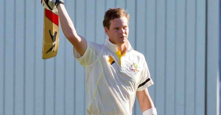 Steve Smith's second Ashes ton.