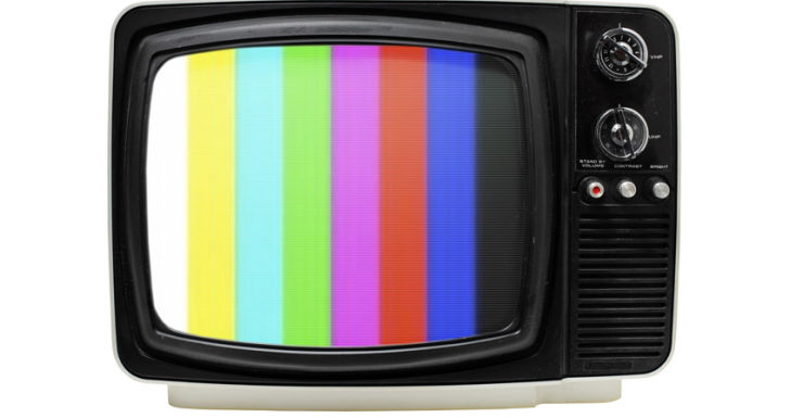 Greatest Moments Of Analogue Tv Colour Television