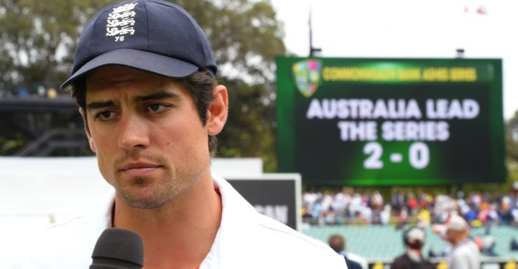 We need to dig deep: Alastair Cook.