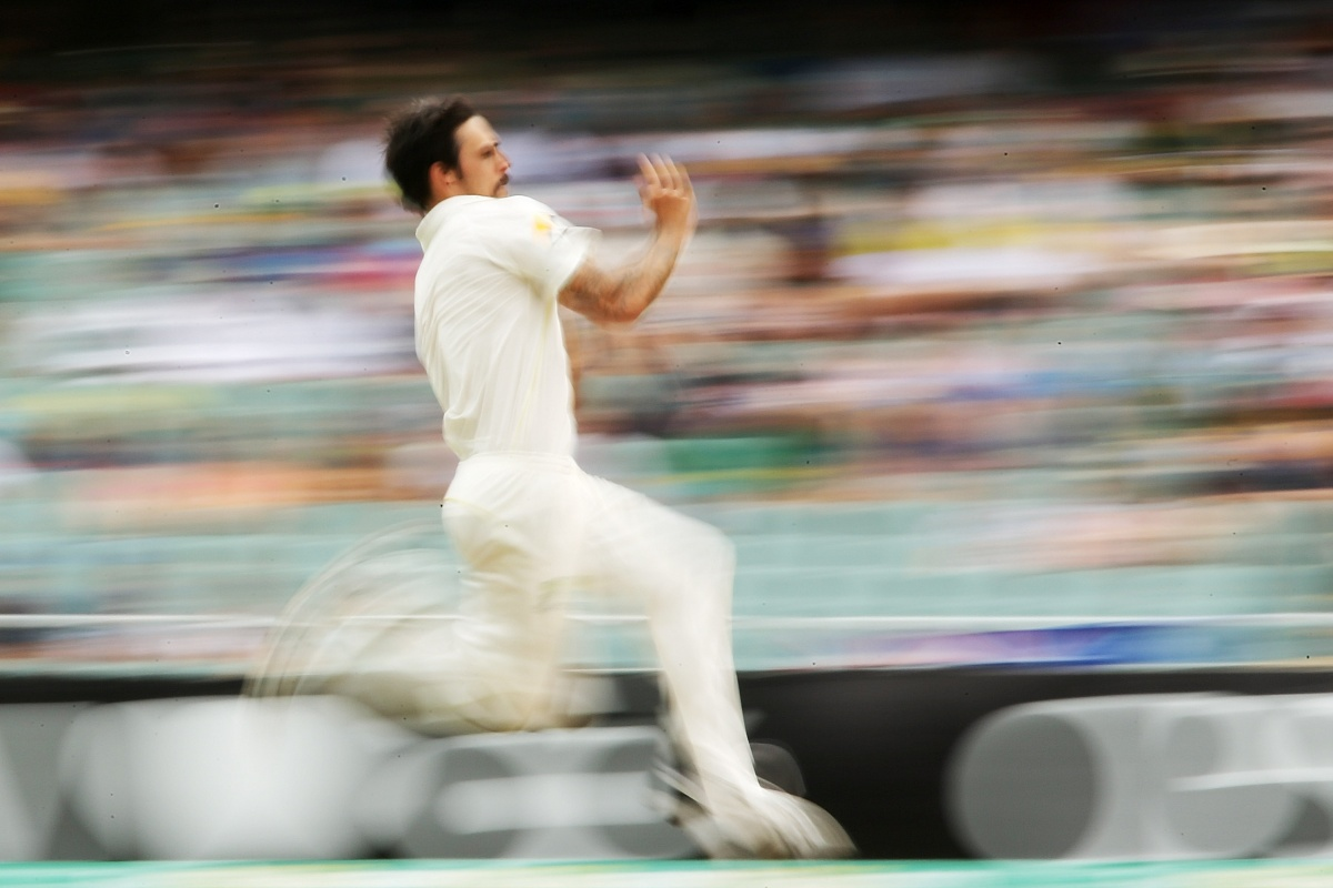 Fast bowling is alive and well.