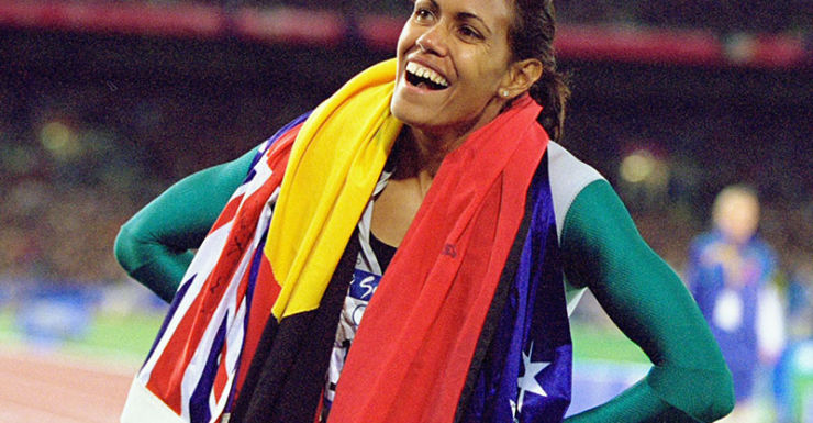 Cathy Freeman Olympics