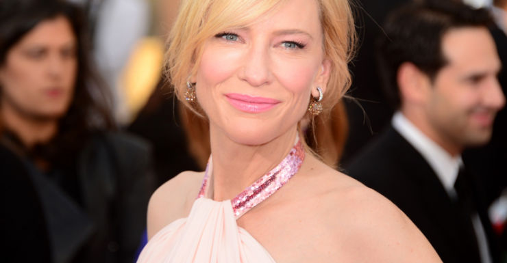 Cate Blanchett attends the 20th annual Screen Actors Guild Awards