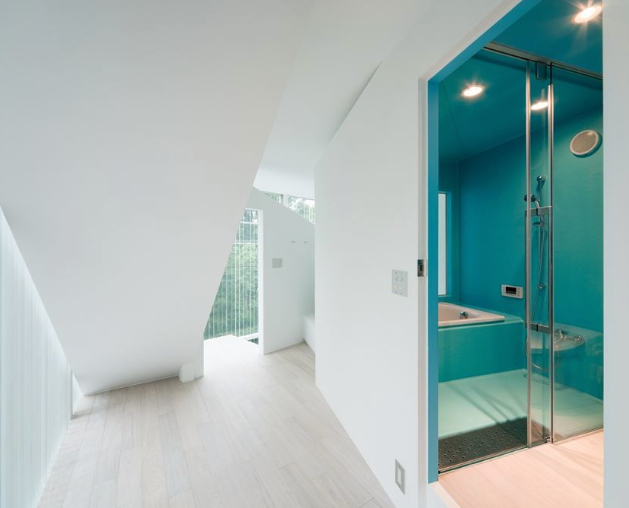 2  Colour is Back. Hot new bathroom trends for 2014   The New Daily
