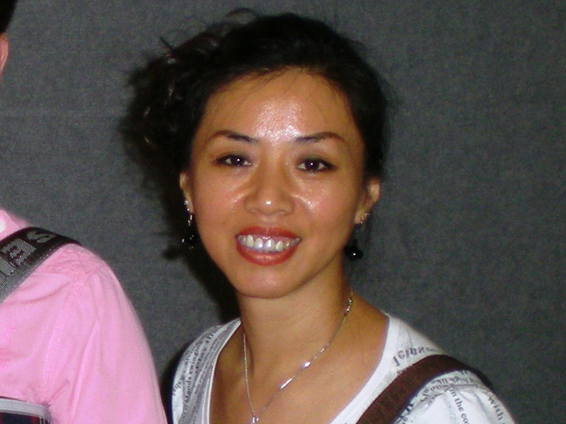 Li Ping Cao, 42, who was murdered by his husband Klaus Andres