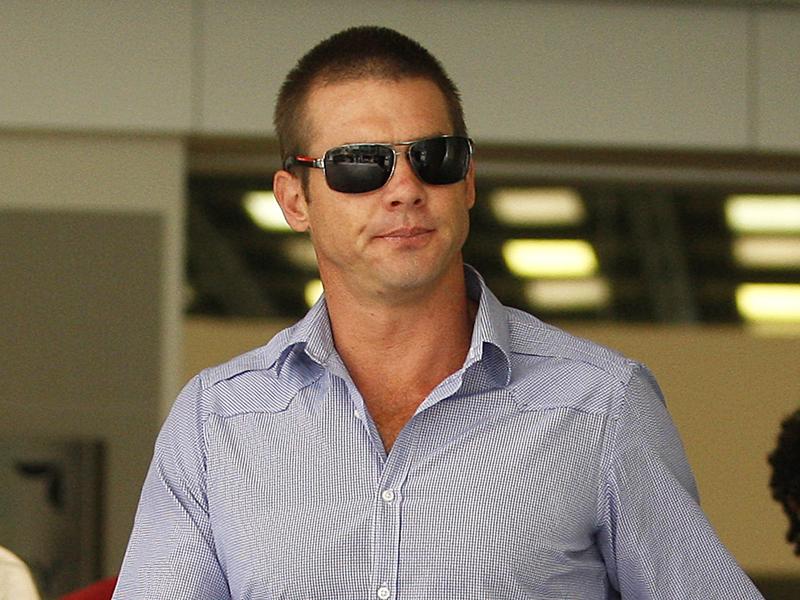 Former AFL player Ben Cousins