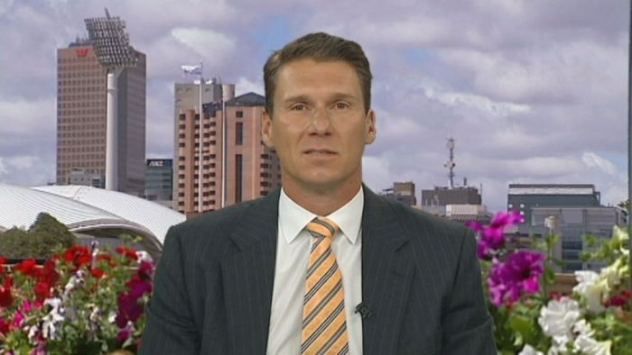 Mr Bernardi is famously open about his anti-same-sex views.