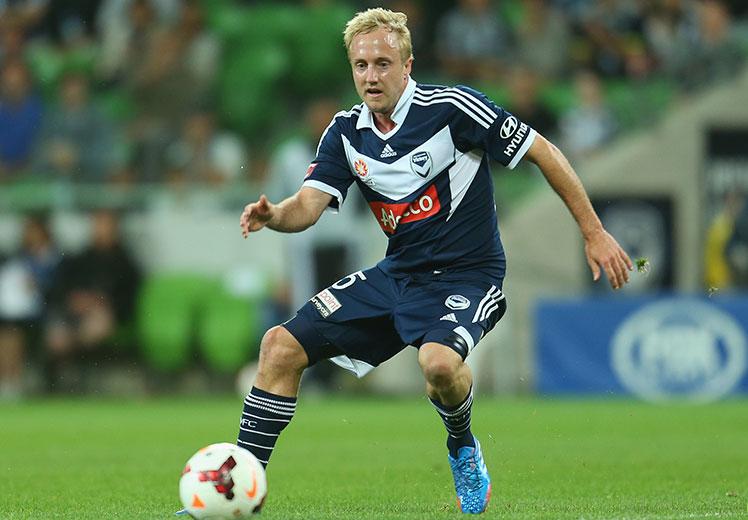 Mitch Nichols (Melbourne Victory).
