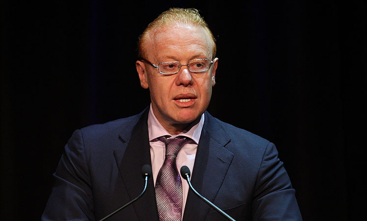 Cardboard heir Anthony Pratt is now Australia's second-richest person.