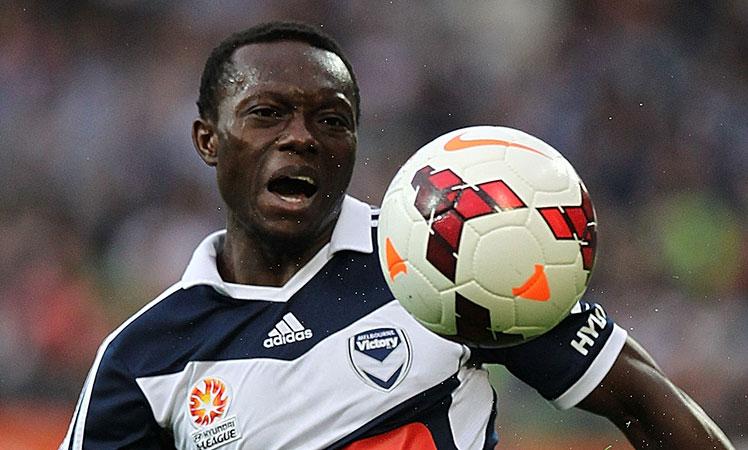 Adama Traore (Melbourne Victory).
