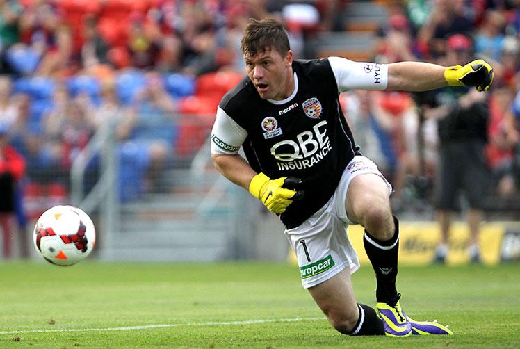 Danny Vukovic (Perth Glory).