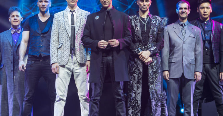 The cast of The Illusionists 2.0