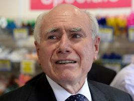File photo of John Howard