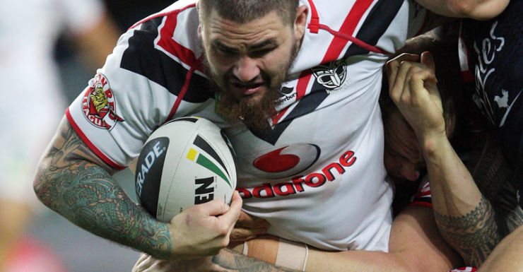 Russell Packer gets two years for assault.