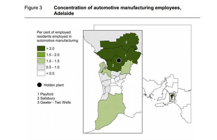 Source: Productivity Commission Position Paper