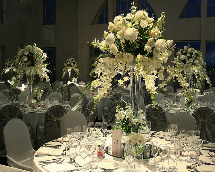 Some clients spend over $20,000 on flowers alone. Source: Supplied.