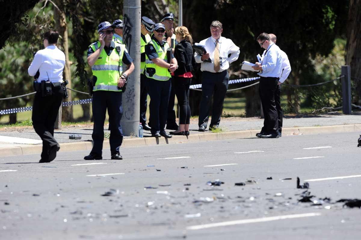 Northcote car crash