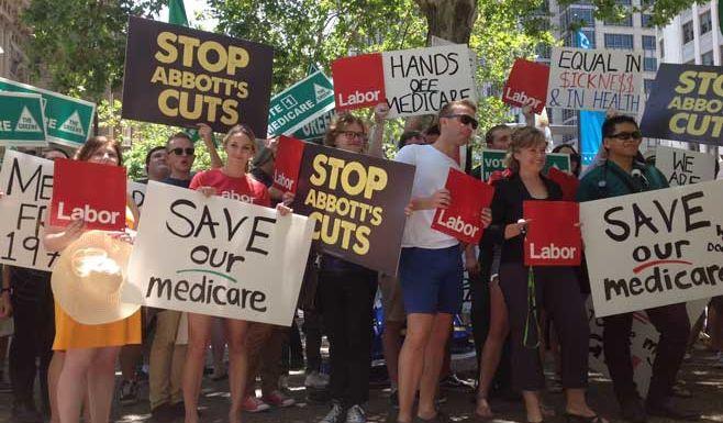 Sydney GP protest
