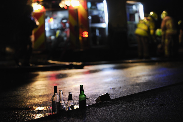 the impact of alcohol on violence So what is the nature and extent of the impact of alcohol-related violence  according to the national drug strategy household survey[3].