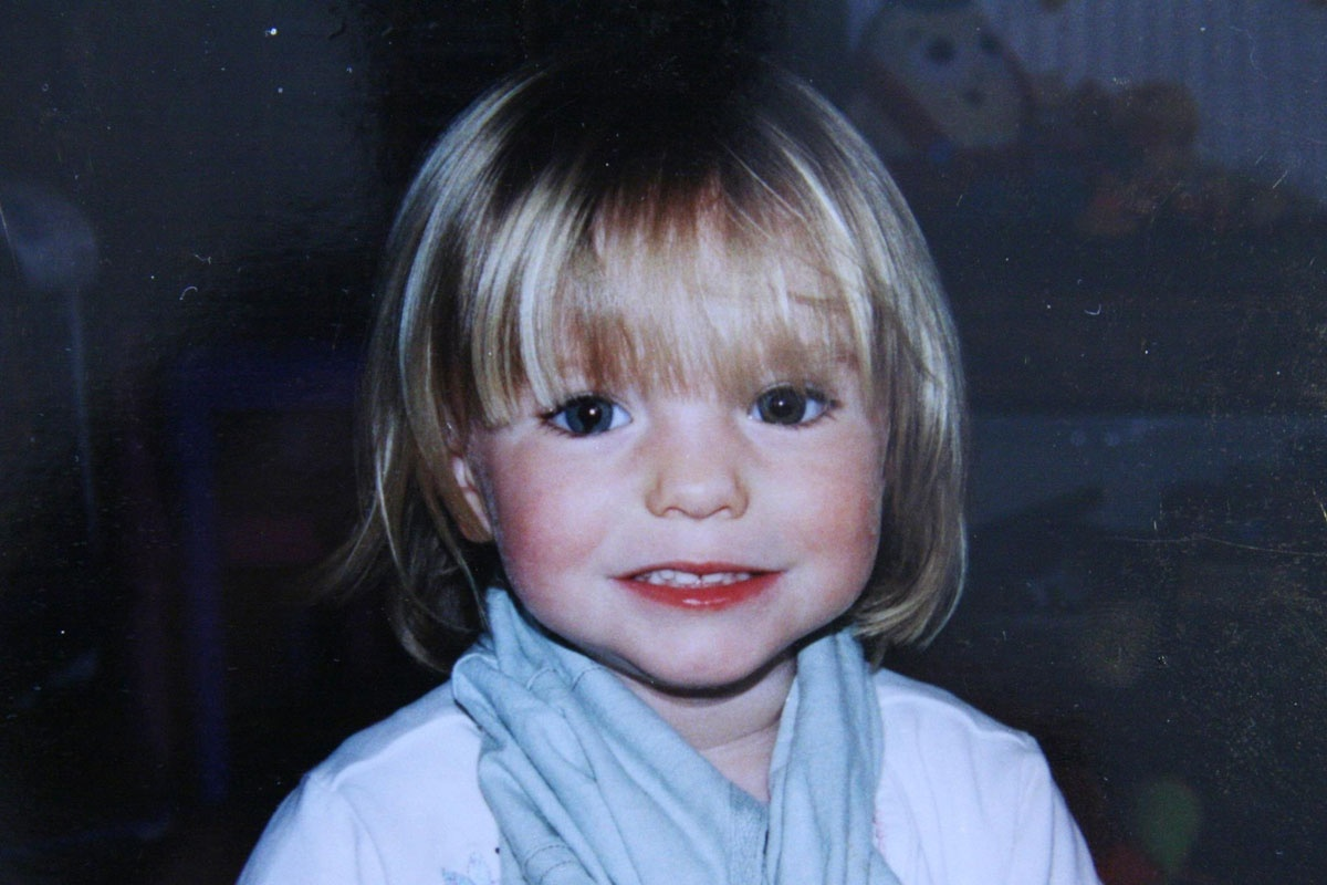 Madeleine McCann disappeared in Portugal in 2007.
