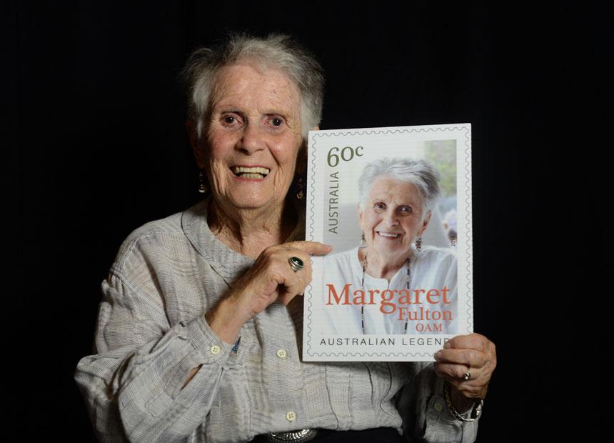 Margaret Fulton dies
