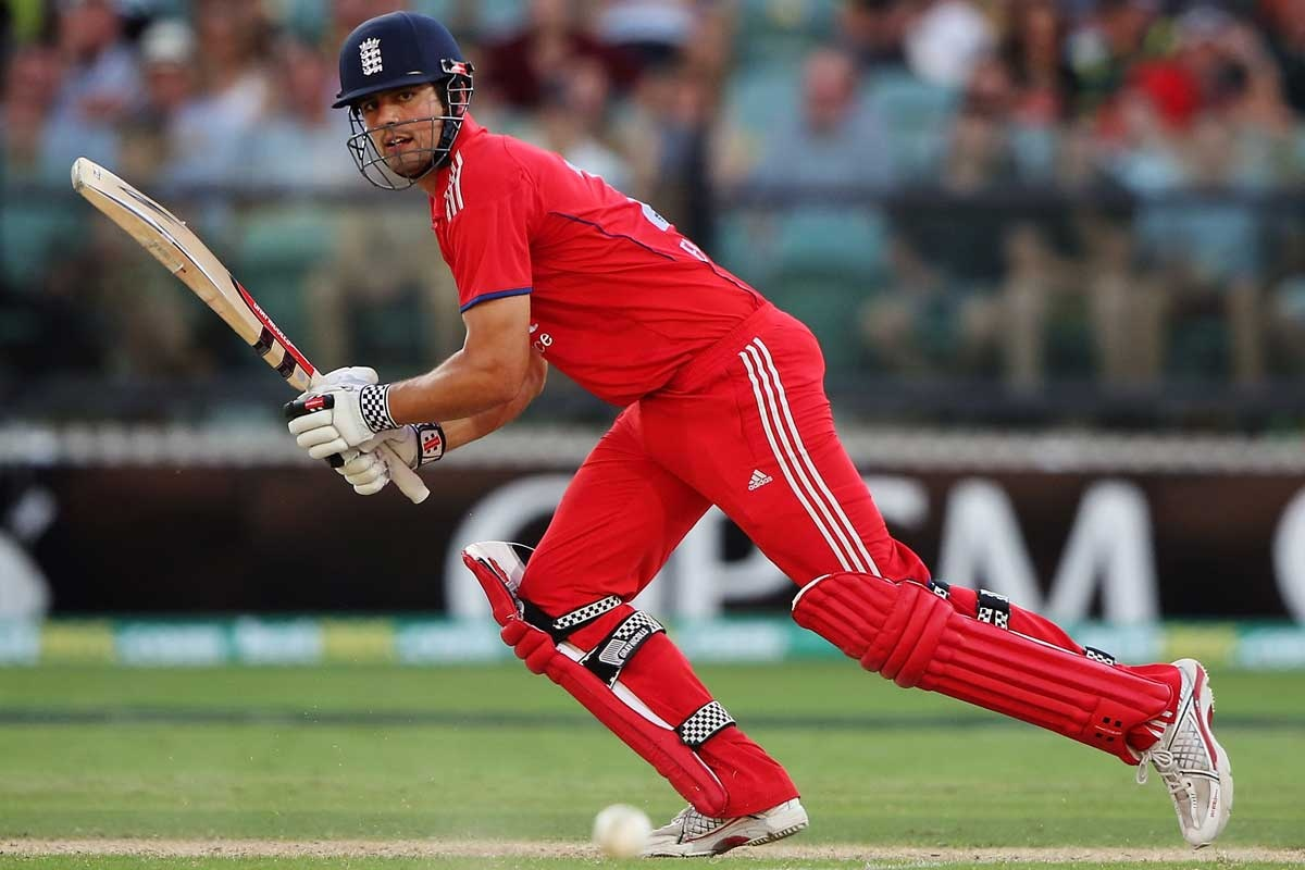 Alastair Cook will miss England's one-day series in the Caribbean.