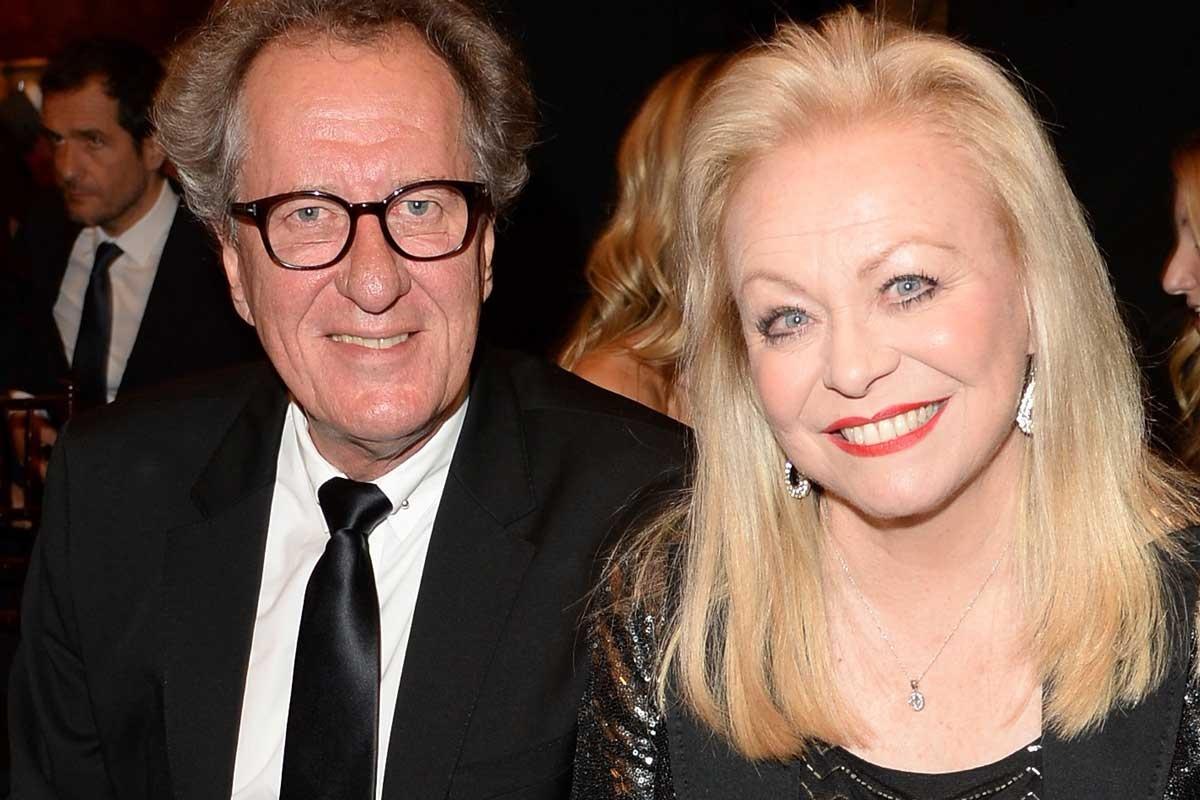 Geoffrey Rush and Jacki Weaver were both honoured on Australia Day.