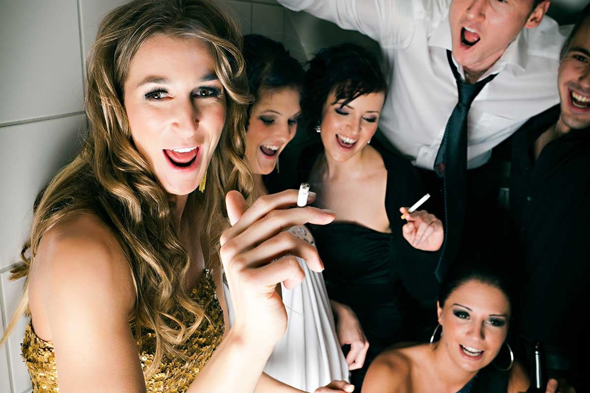 Just how bad IS social smoking, really? | The New Daily