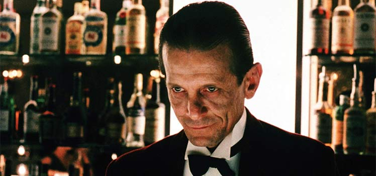 Joe Turkel Joe Turkel in his most famous