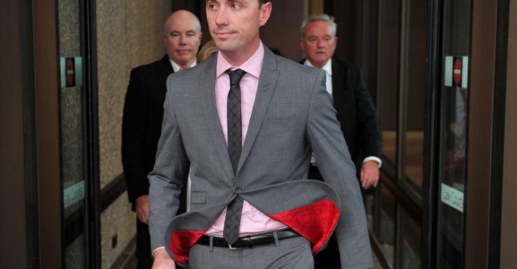 Former staffer James Ashby