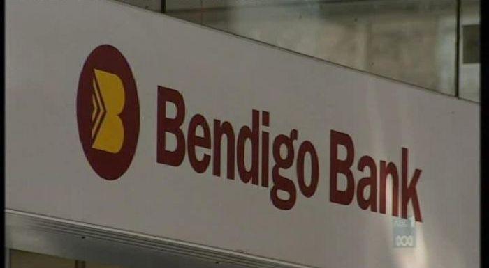 Bendigo and Adelaide Bank.