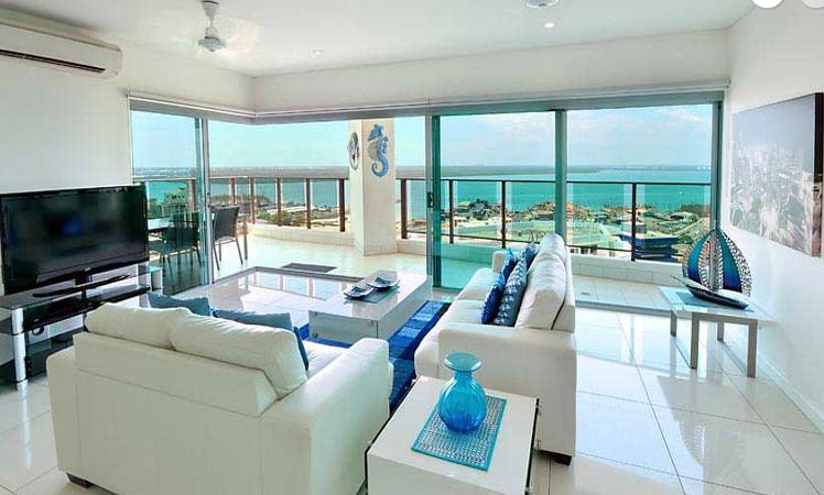 Beautiful Acommodation_SKYTOWER SEA VIEWS_DARWIN_748x450