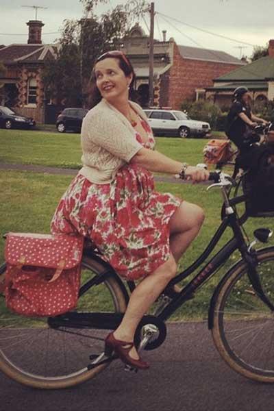 Catherine Deveny >> Catherine Deveny: My love affair on wheels | The New Daily