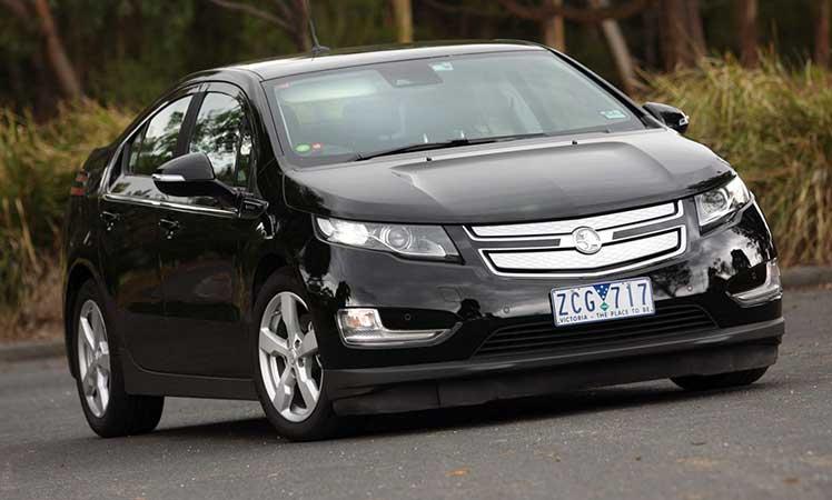 The Holden Volt.