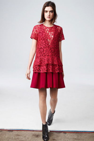 Transparent-lace---Thakoon-red-lace-dress