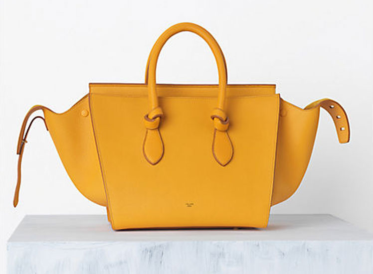 A bag from French label Celine.