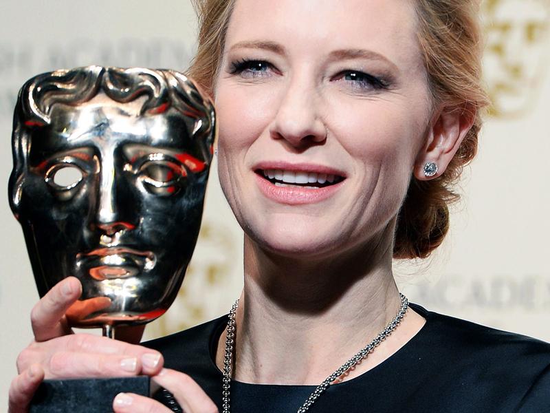 Australian actress Cate Blanchett