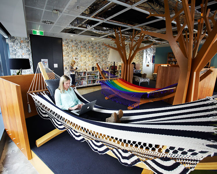 Job Envy Australia S Best New Offices Indaily