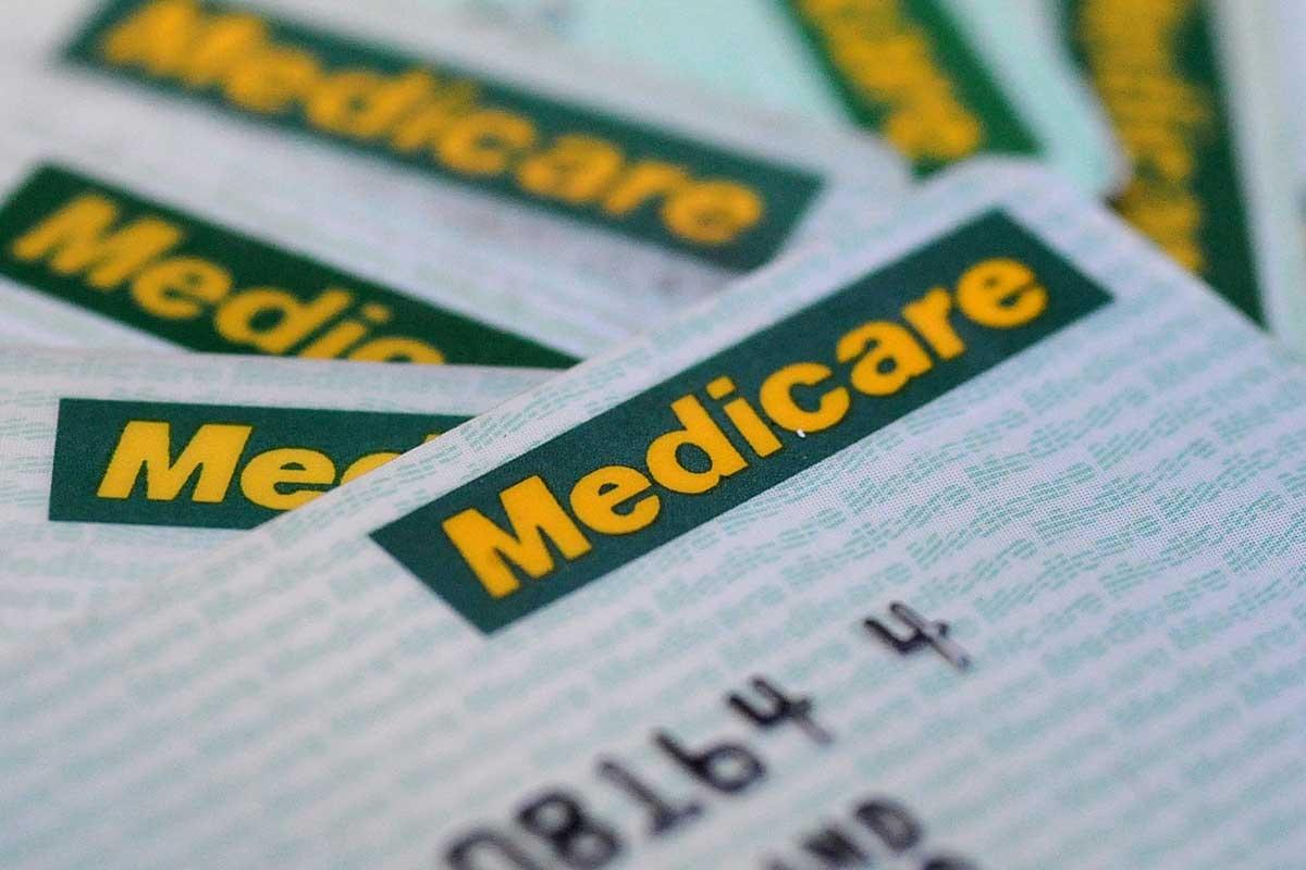 Medicare cards