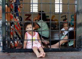 Child detention