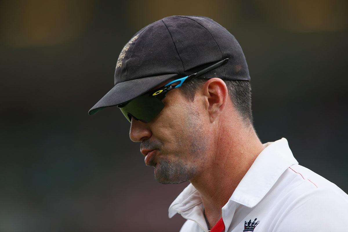 Lack of trust: Kevin Pietersen.