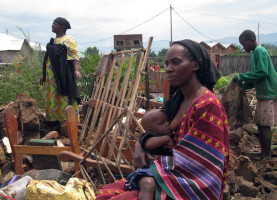 Burundi flood