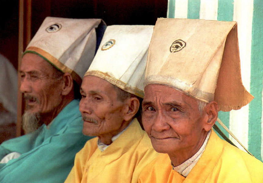 Cao Dai sect