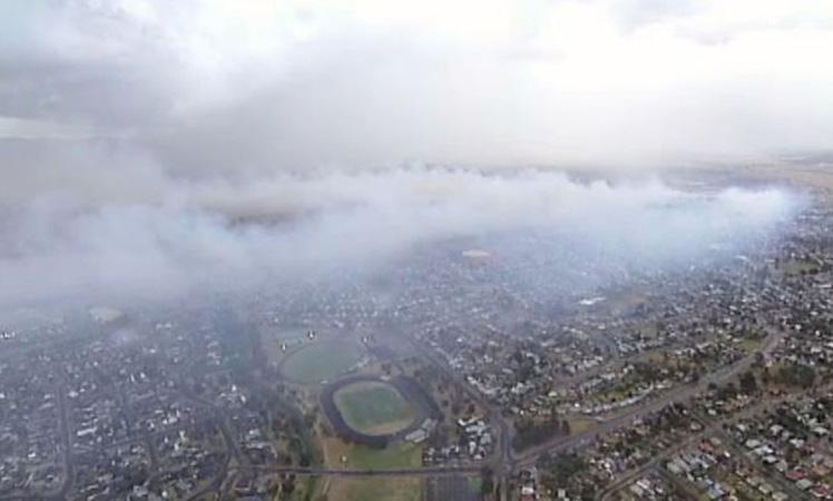 Morwell smoke