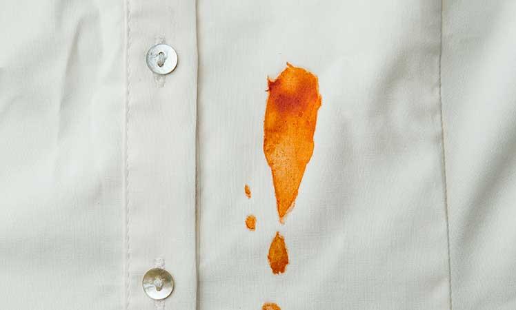 sauce-stain