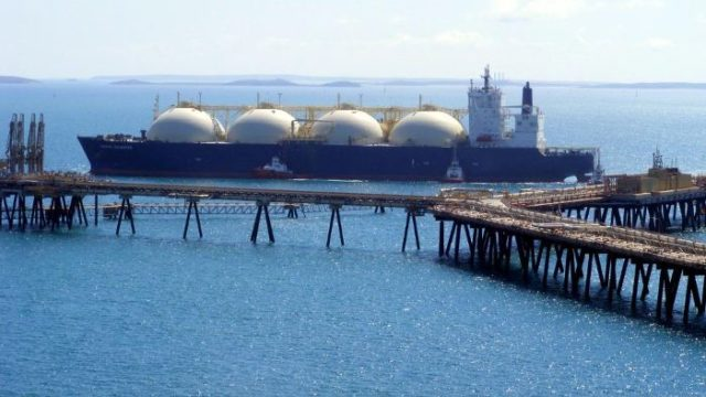 The LNG industry is booming. So why are we not getting the royalties?