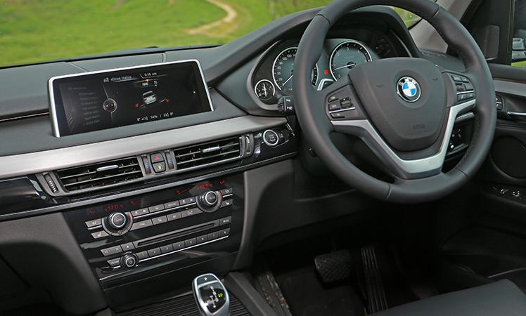 BMW_X5_interior