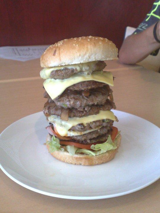 Fat Boy Burger