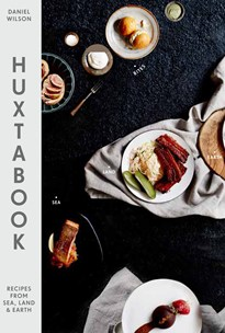 Huxtabook- Recipes from Sea, Land and Earth