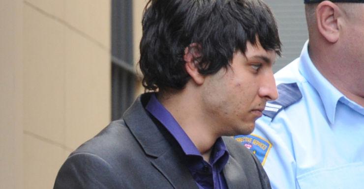 Matthew Milat leaves court