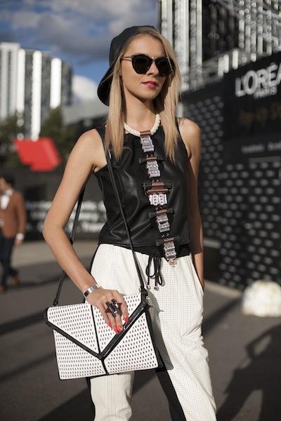 Street Style by Sarah